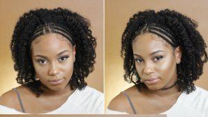 Fulani braids Hairstyles