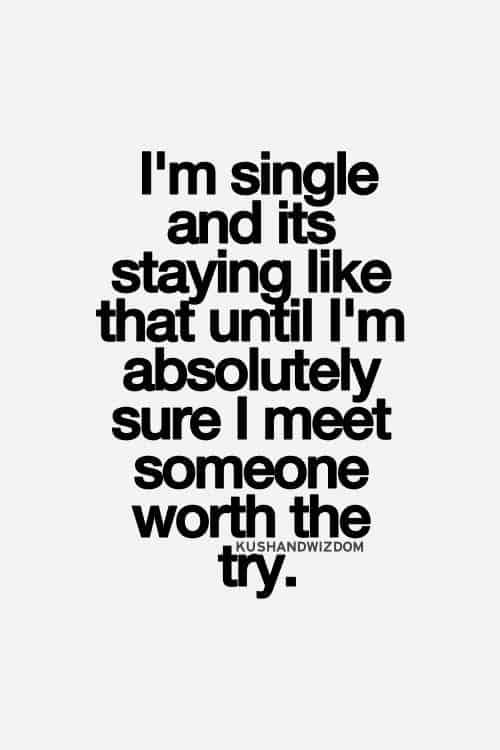 16 Singleness Quotes Every Single Must Read The Blessed Queens