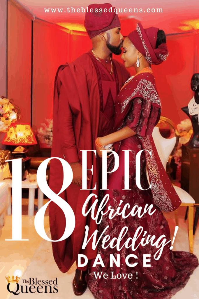 18 Epic Best african wedding dance We Love!
