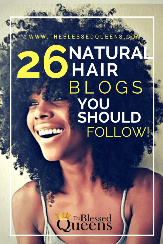 Natural hair blogs & Natural hair website