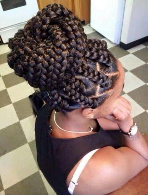 braids hairstyles and cornrows pictures