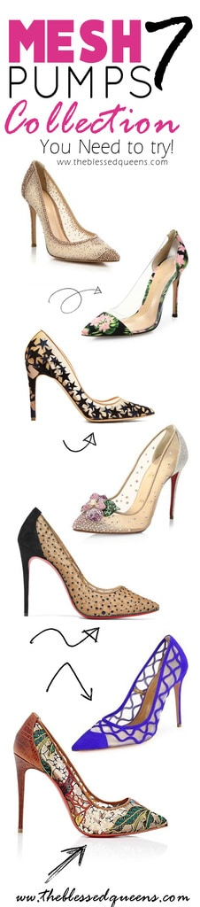 7 Mesh Pumps you Need to try