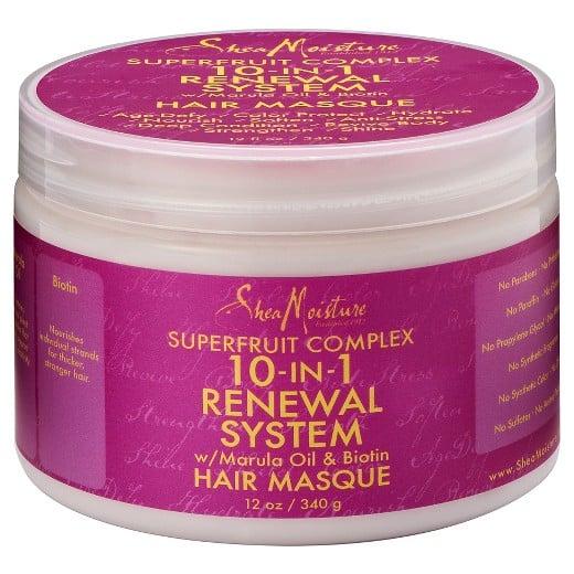 Shea Moisture Super Fruit 10 in 1 Renewal Hair Masque