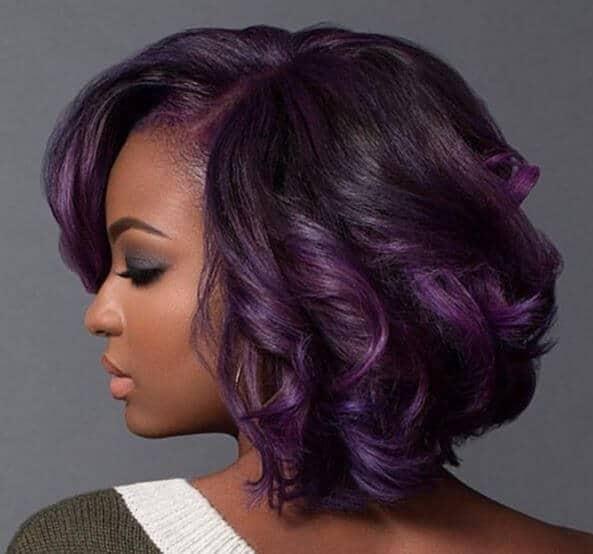 Cute Hair Color Ideas For Short