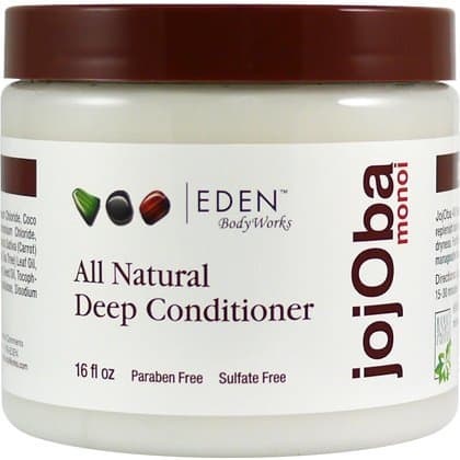 Eden Body Work Jojoba Monoi Deep Conditioner