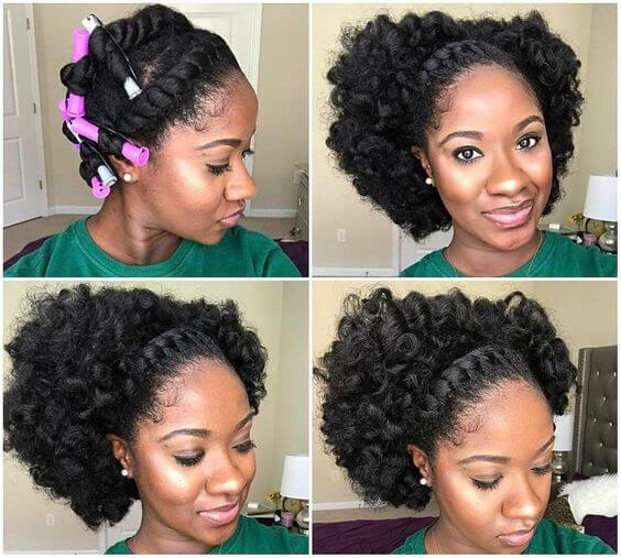 13 Trendy transitioning hairstyles for short hair