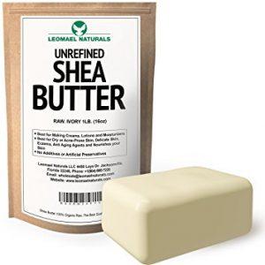 Leomael Naturals Unrefined Shea Butter