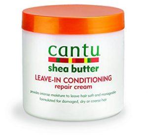 Cantu Shea Butter Leave-In Conditioning Repair Cream