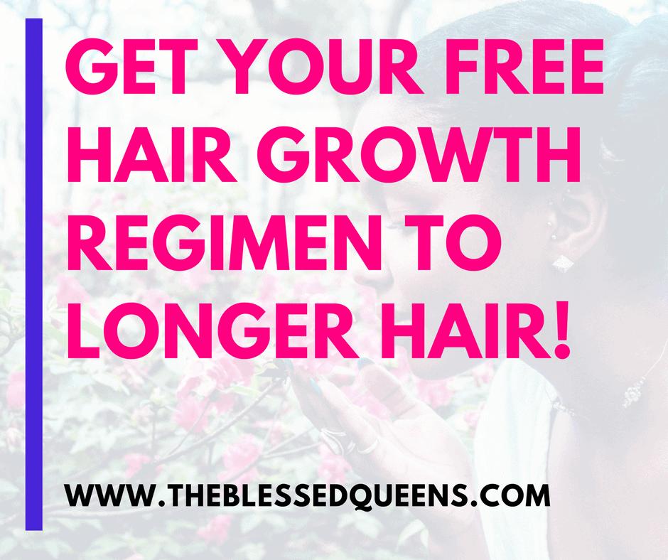 Free Natural Hair Cheat Sheet