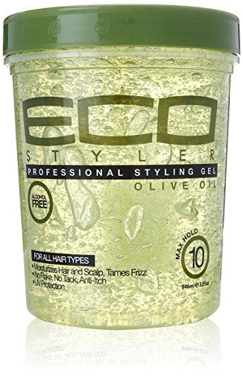 Eco Styler Gel Cancelled Olive oil