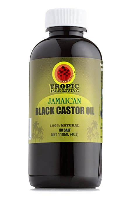 Tropic Isle Living- Jamaican Black Castor Oil