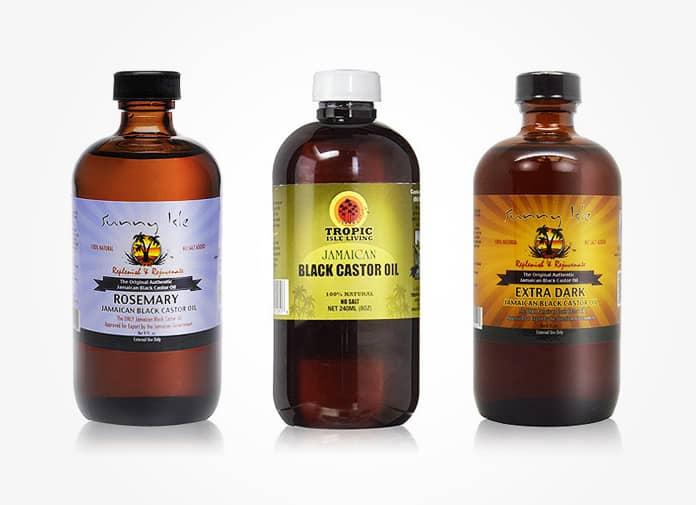 Jamaican Black Castor Oil for Hair Growth