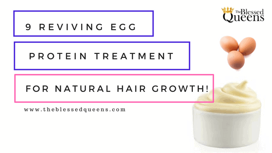 Treatment for Natural Hair Growth
