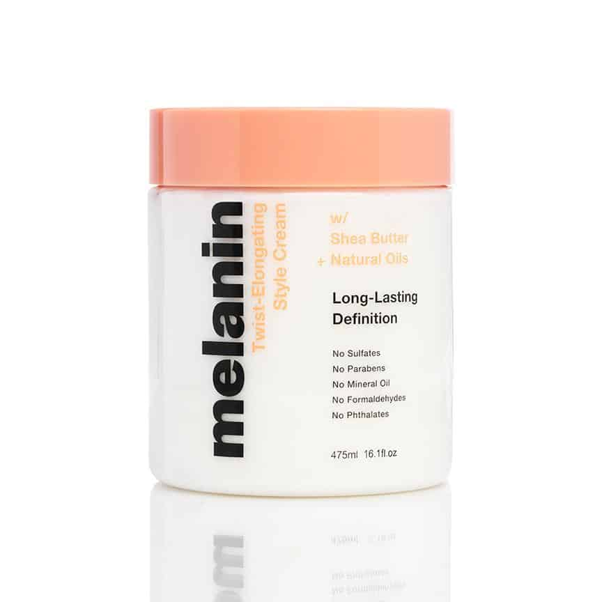 melanin hair care naptural85 twist cream