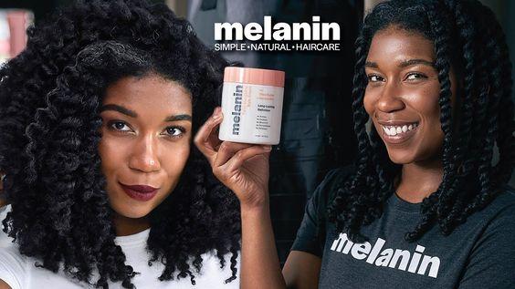 melanin hair care naptural85