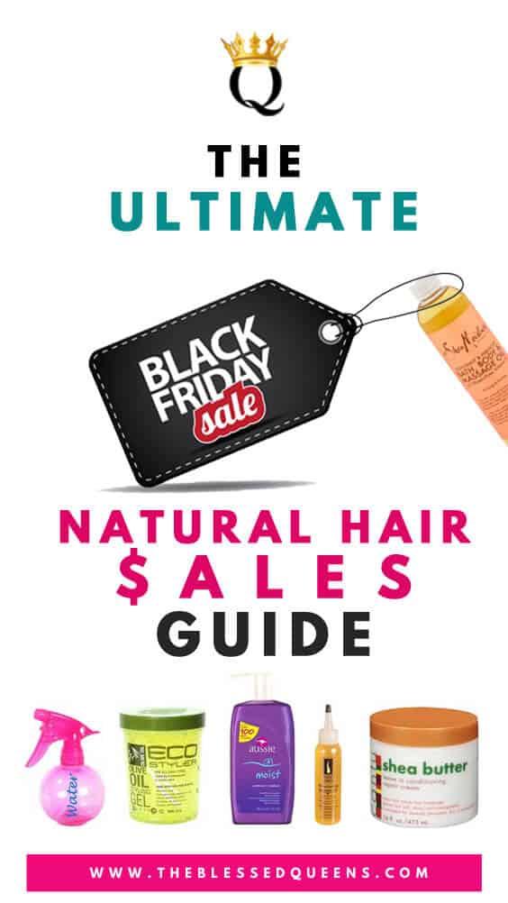 The Ultimate black friday natural hair sales 2018