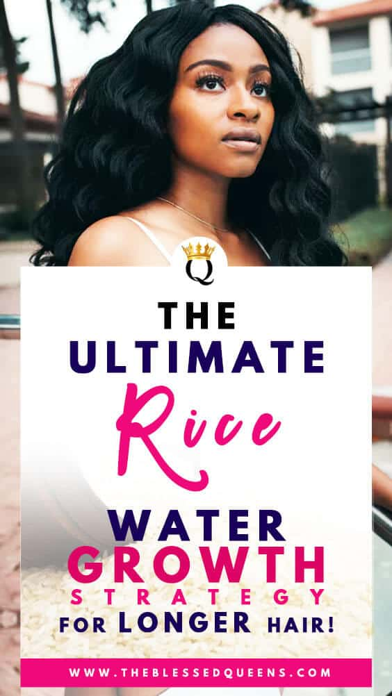 The Ultimate Rice Water Hair Growth Strategy For Longer Hair!