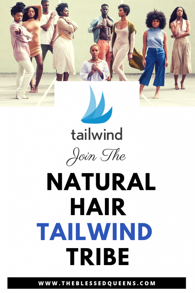 Natural Hair Tailwind Tribe