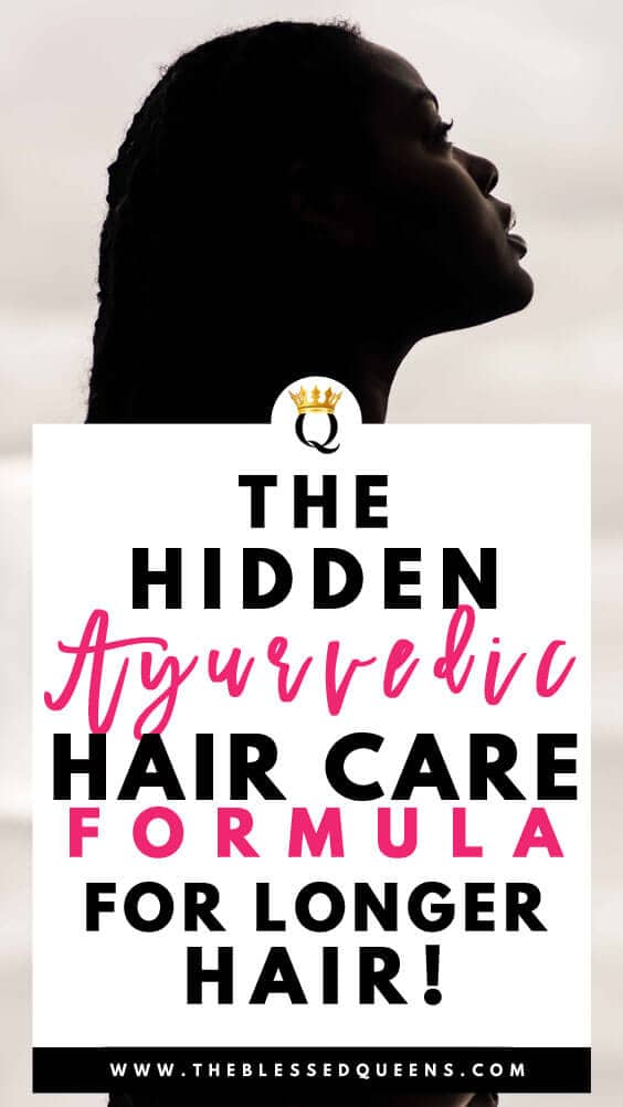 The Hidden Ayurvedic Hair Care Formula For Longer Hair!