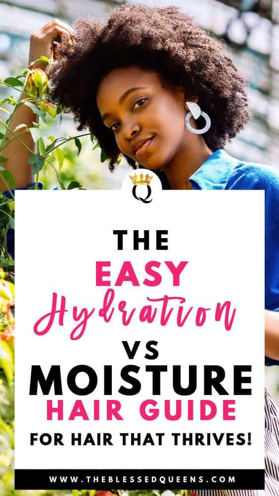 The Easy Hydrating Vs Moisturizing Hair Guide!