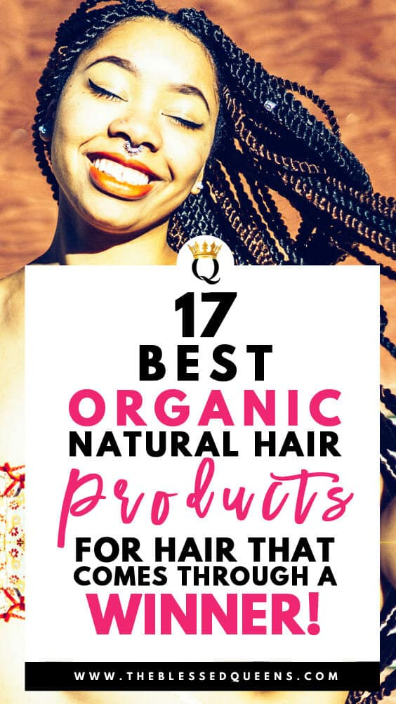 17 Best Organic Hair Products For Hair That Comes Through A Winner!