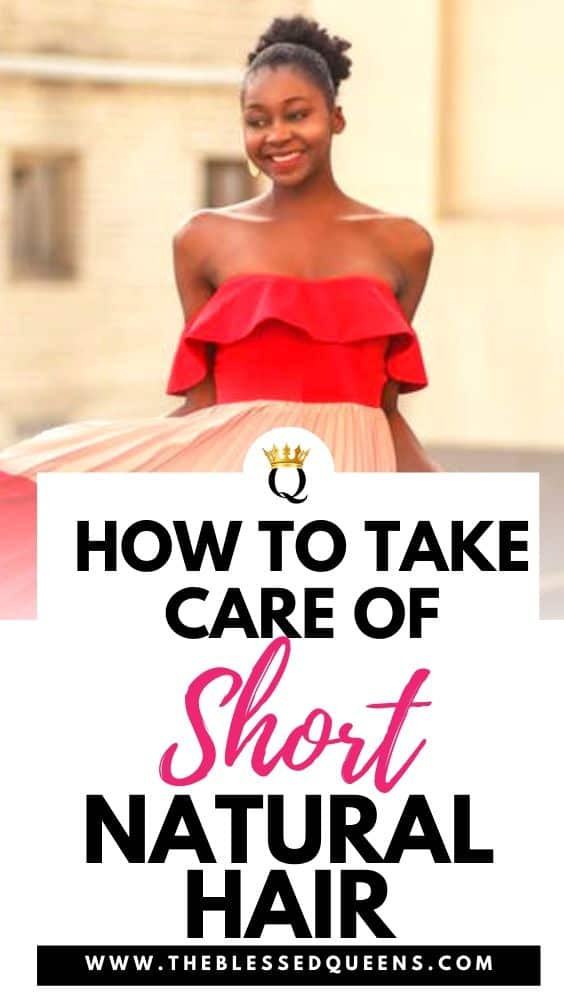 How To Take Care Of Short Natural Hair At Night