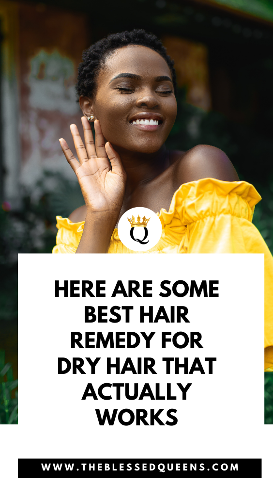 Here Are Some Best Hair Remedy For Dry Hair That Actually Works