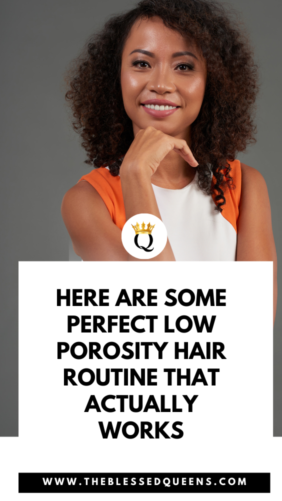 Here Are Some Perfect Low Porosity Hair Routine That Actually Works