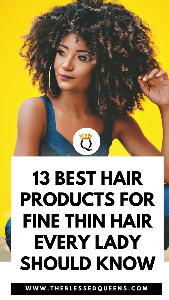 13 Best Hair Products For Fine Thin Hair Everylady Should Know
